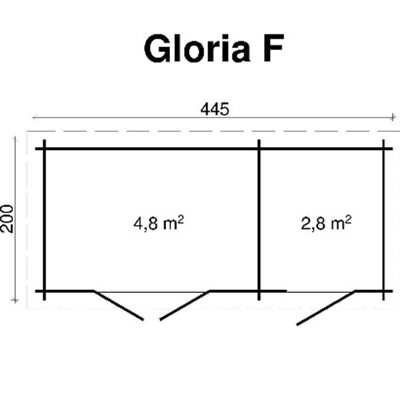 Gloria F ritning